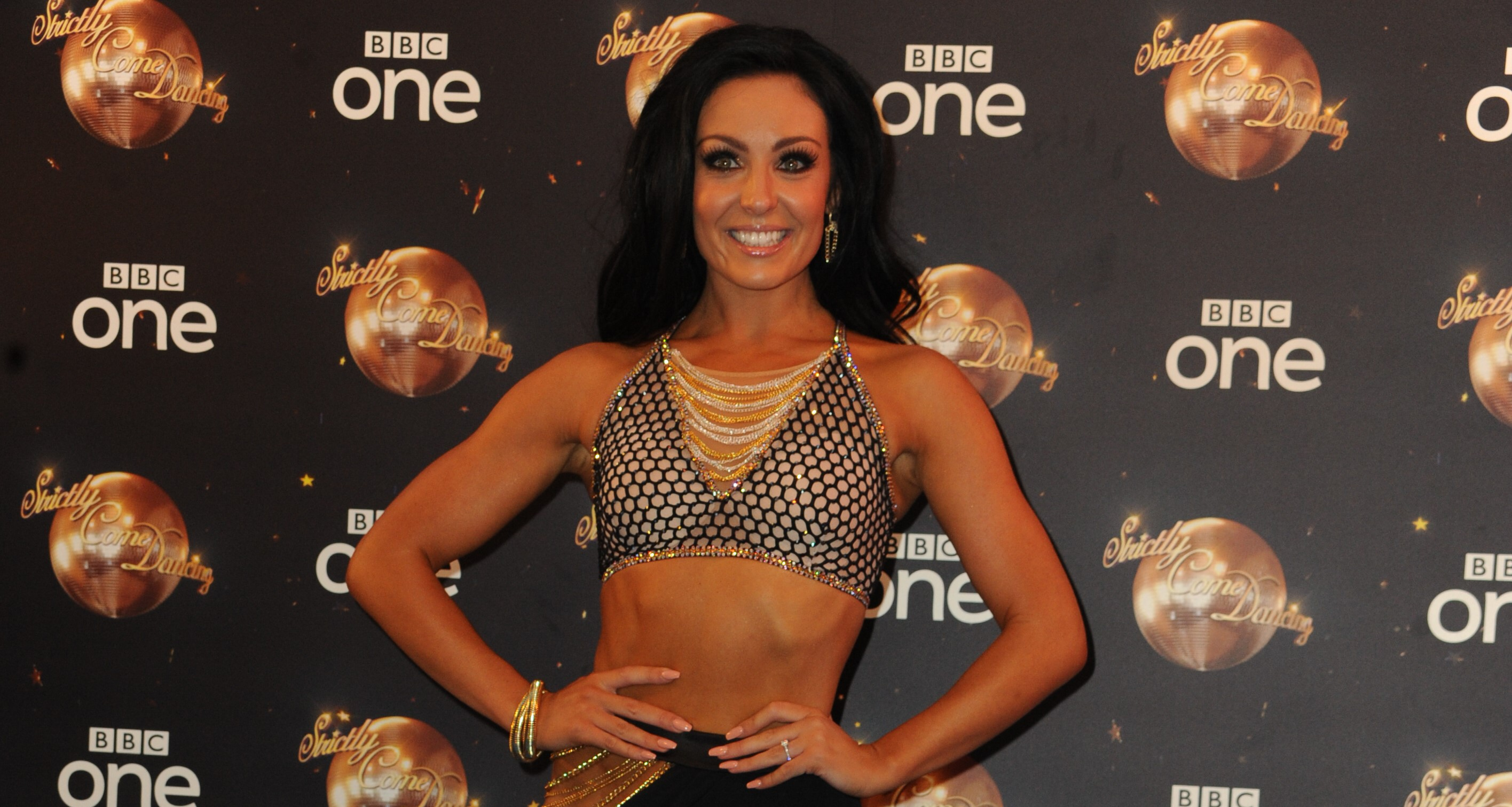 Strictly's Amy Dowden reveals Crohn's disease battle