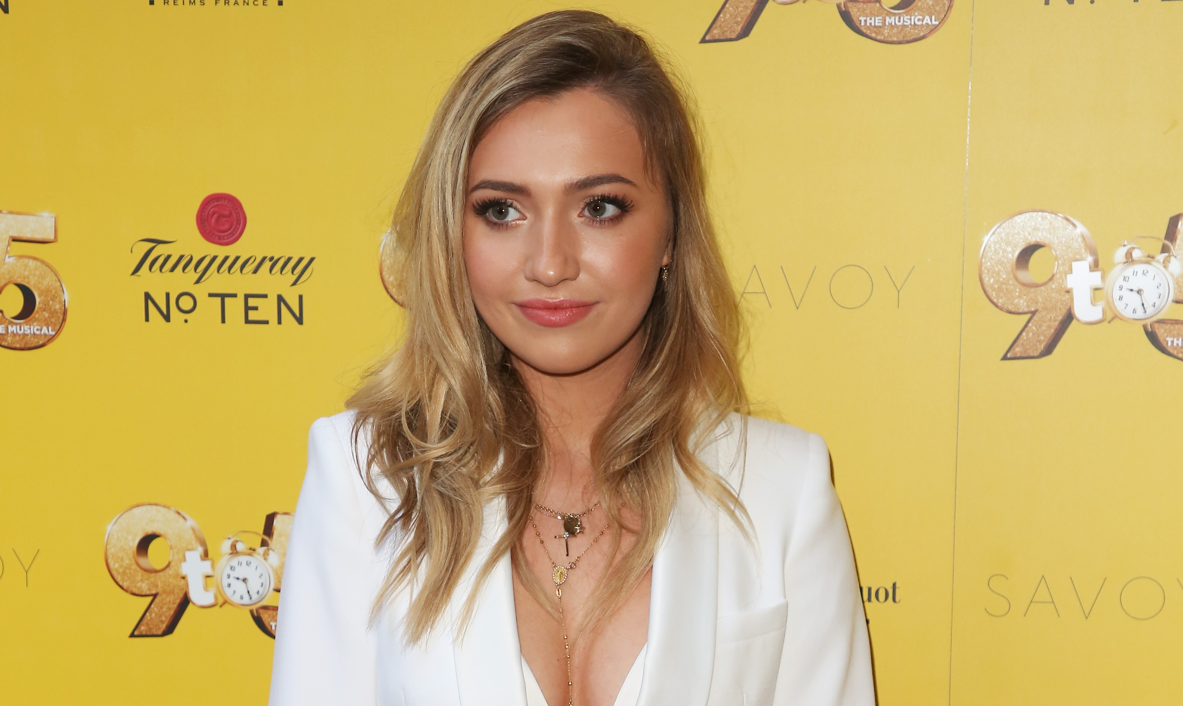 EastEnders Tilly Keeper speaks out on rumours of romance with former co-star