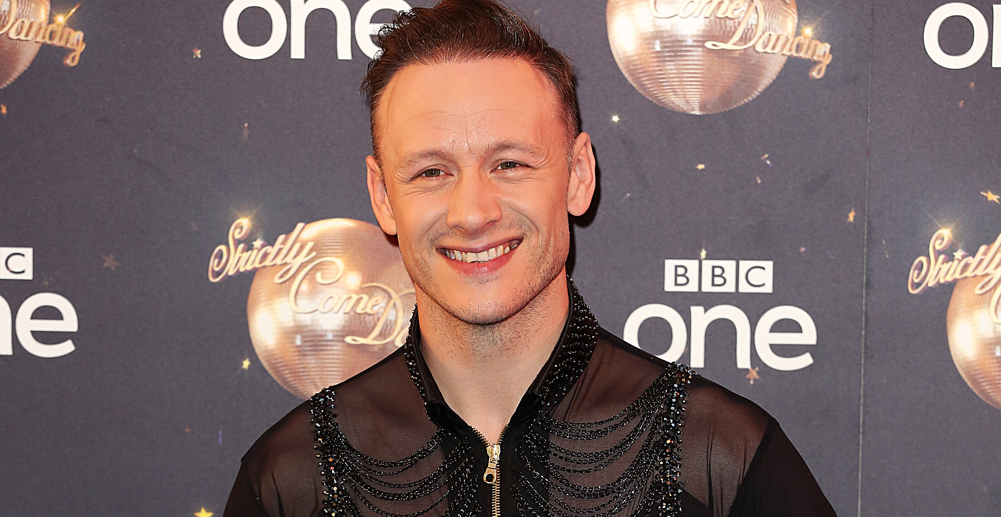 "Kevin Clifton jokes he's ""public enemy number one"" following Stacey Dooley romance"