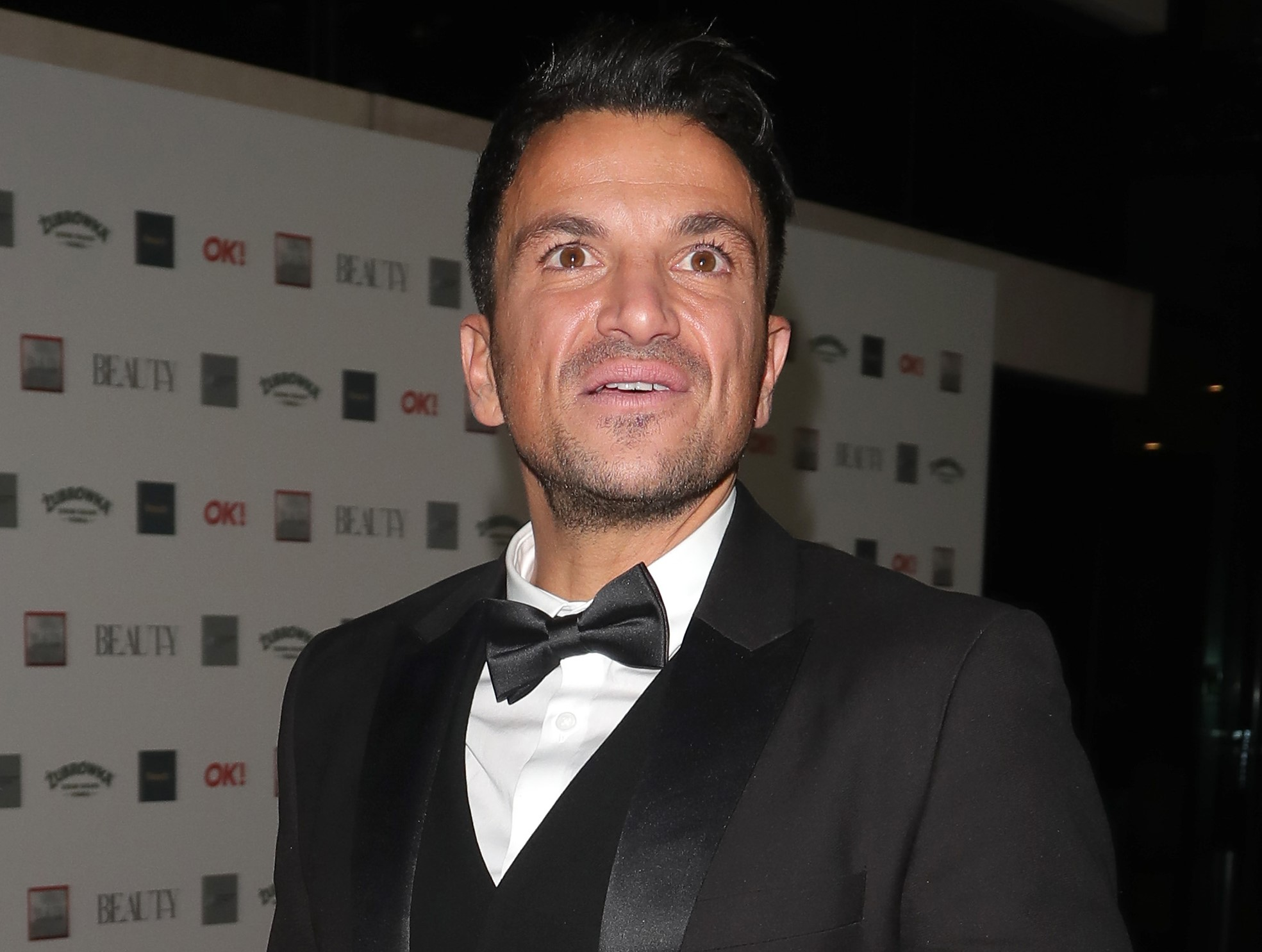 Peter Andre explains why he wouldn't let his children go on The Voice Kids