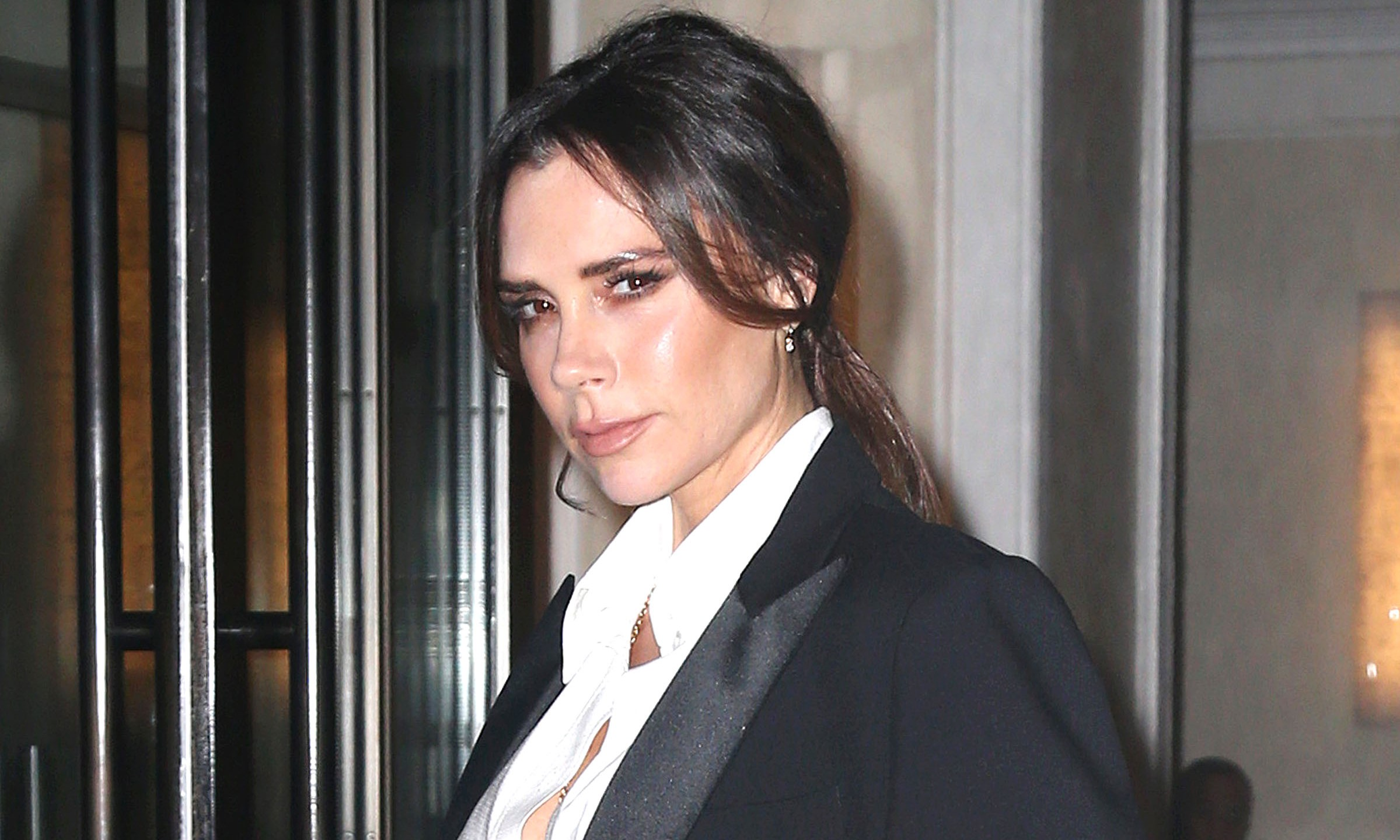 Fans have 'everything crossed' Victoria Beckham will join Spice Girls for Wembley tour finale