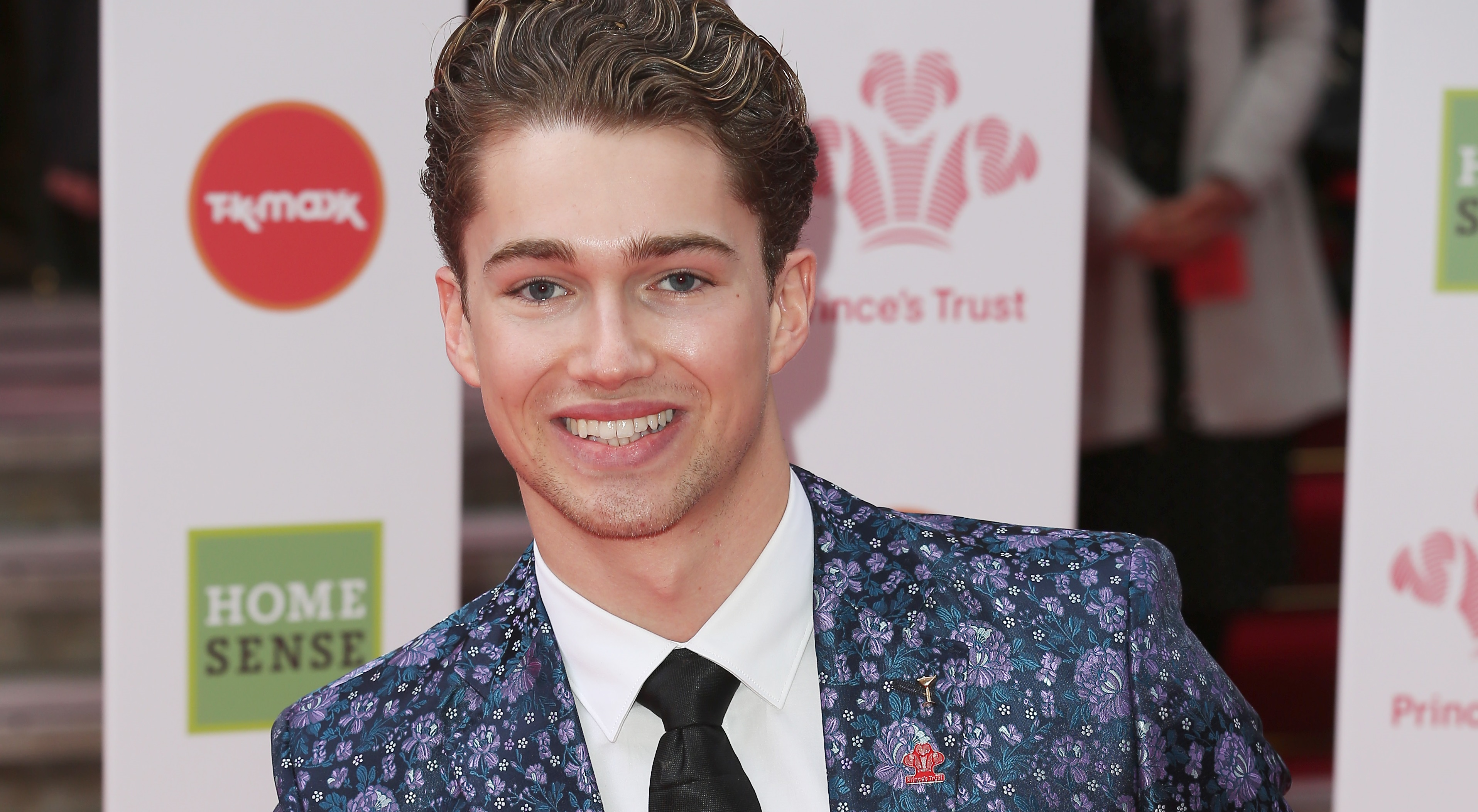 Strictly Come Dancing's AJ Pritchard shares first photo with girlfriend Abbie Quinnen
