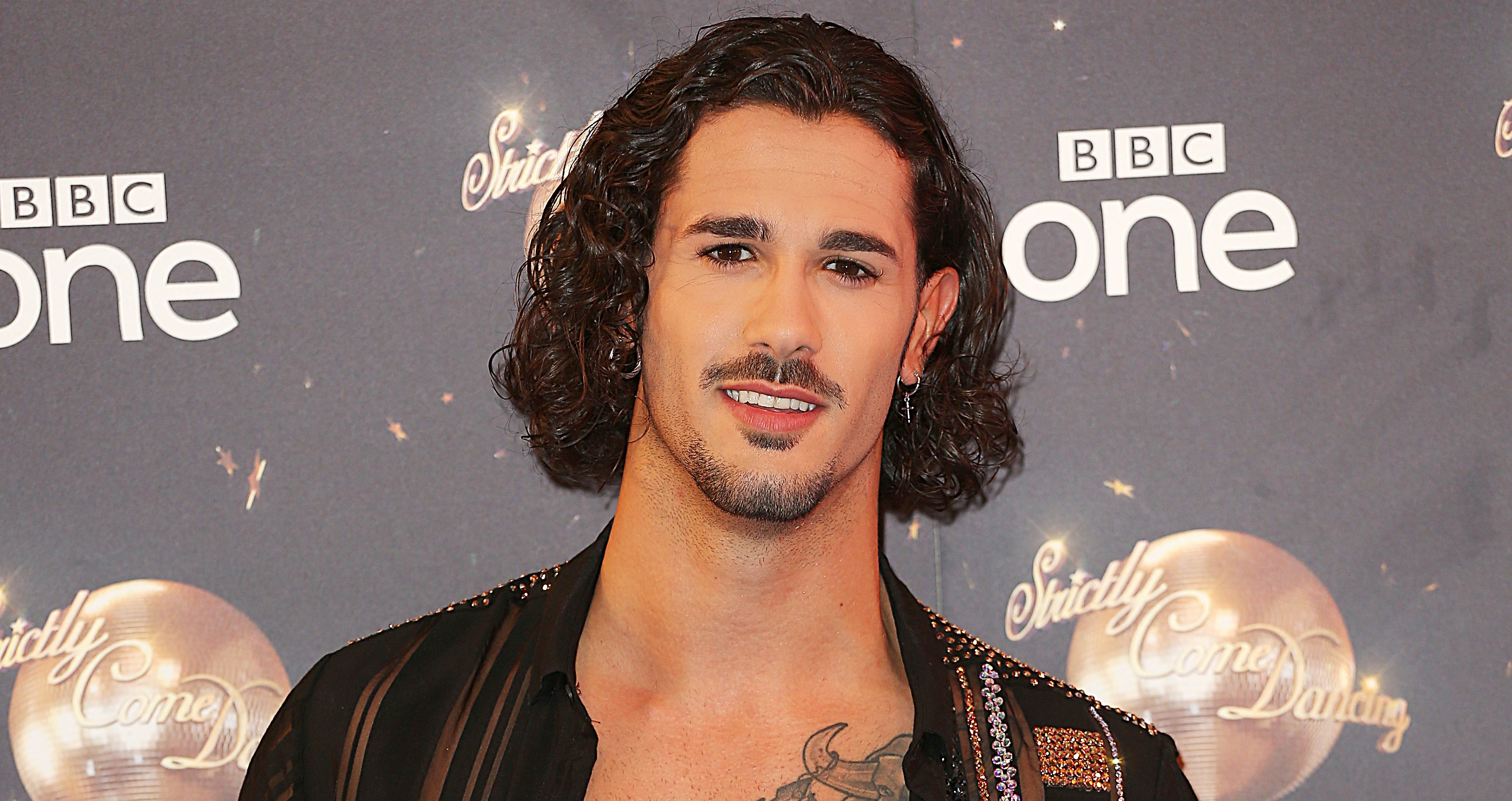 Strictly's Graziano Di Prima proposes to girlfriend live on stage