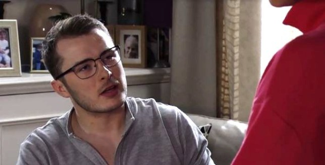 Ben Mitchell has mystery lover
