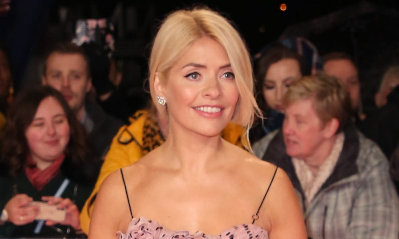 Holly Willoughby 'targeted by scammers for diet pill ads'