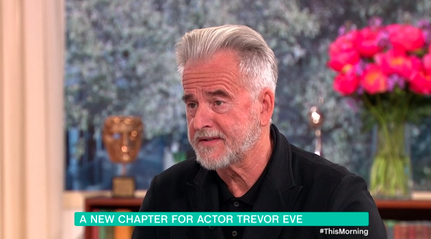 Trevor Eve This Morning