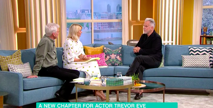 Actor Trevor Eve worries he'll lose work after admitting