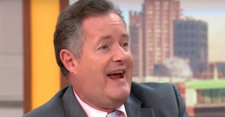 Piers Morgan (Credit: GMB YouTube)