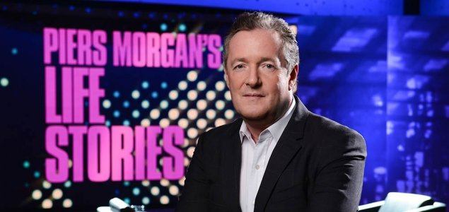 Piers Morgan unveils iconic line-up for his new Life Stories series