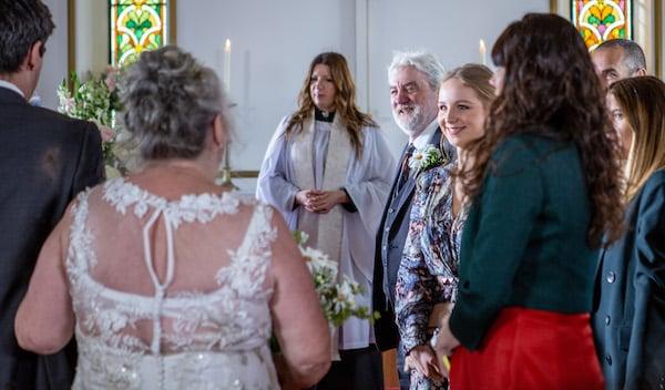 Emmerdale SPOILER: Zak and Lisa get married