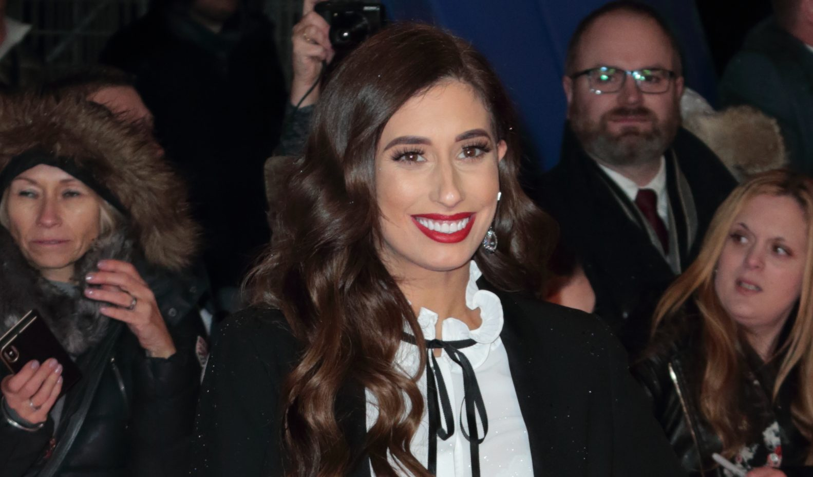 "Stacey Solomon tries to switch off ""scary"" thoughts amid anxiety battle"