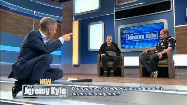Jeremy Kyle ITV