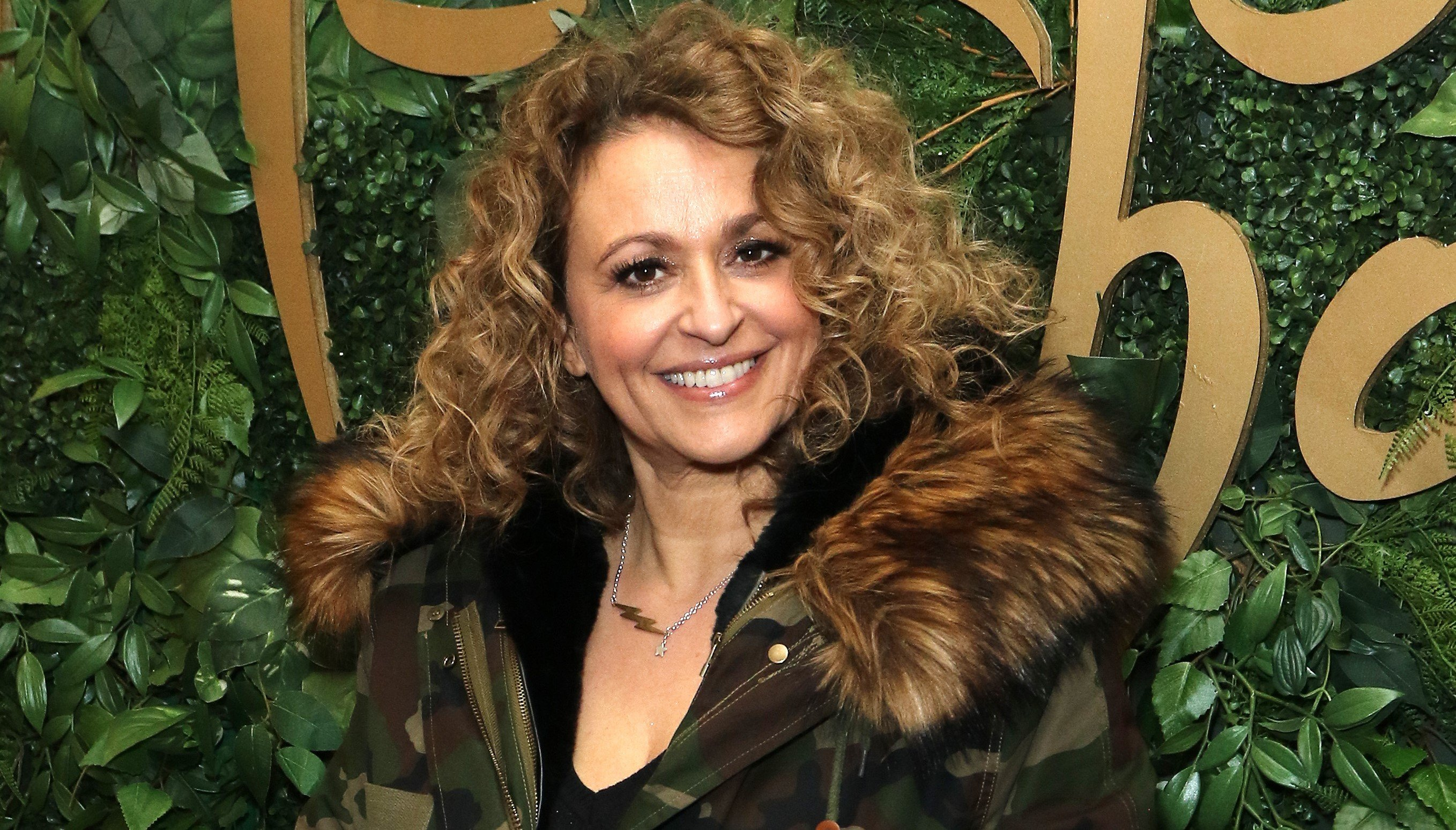 Nadia Sawalha shares sweet wedding photo with husband Mark