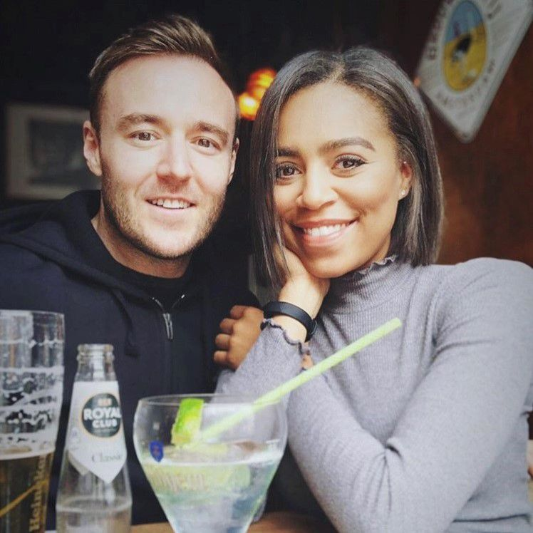 Alan Halsall Tisha Merry holiday in Amsterdam
