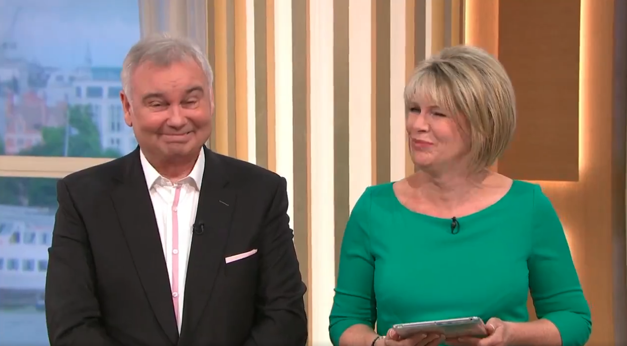 This Morning (Credit: Twitter @thismorning)
