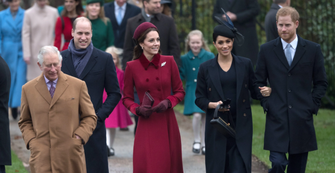 Duke and Duchess of Cambridge team up with the Duke and Duchess of Sussex for new mental health initiative