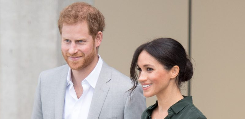 Harry and Meghan's baby son 'has ginger hair like his dad'