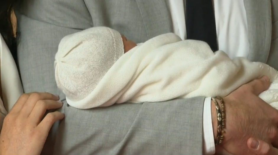 Prince Charles, Prince William and Kate Middleton 'yet to meet royal baby Archie'