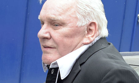 Comedian Freddie Starr leaving the Royal Courts of Justice Featuring: Freddie Starr Where: London, United Kingdom When: 15 Jun 2015 Credit: WENN.com