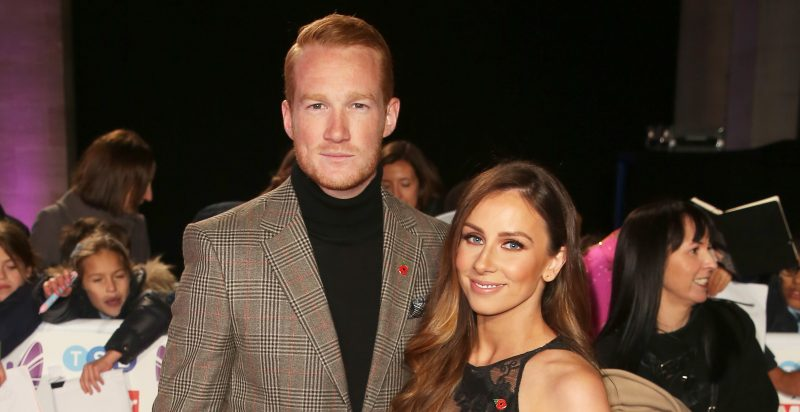 Strictly Come Dancing star Greg Rutherford proposes to girlfriend Susie Verrill