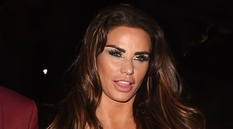 Katie Price mocks ex Dane Bowers' penis in X-rated confession
