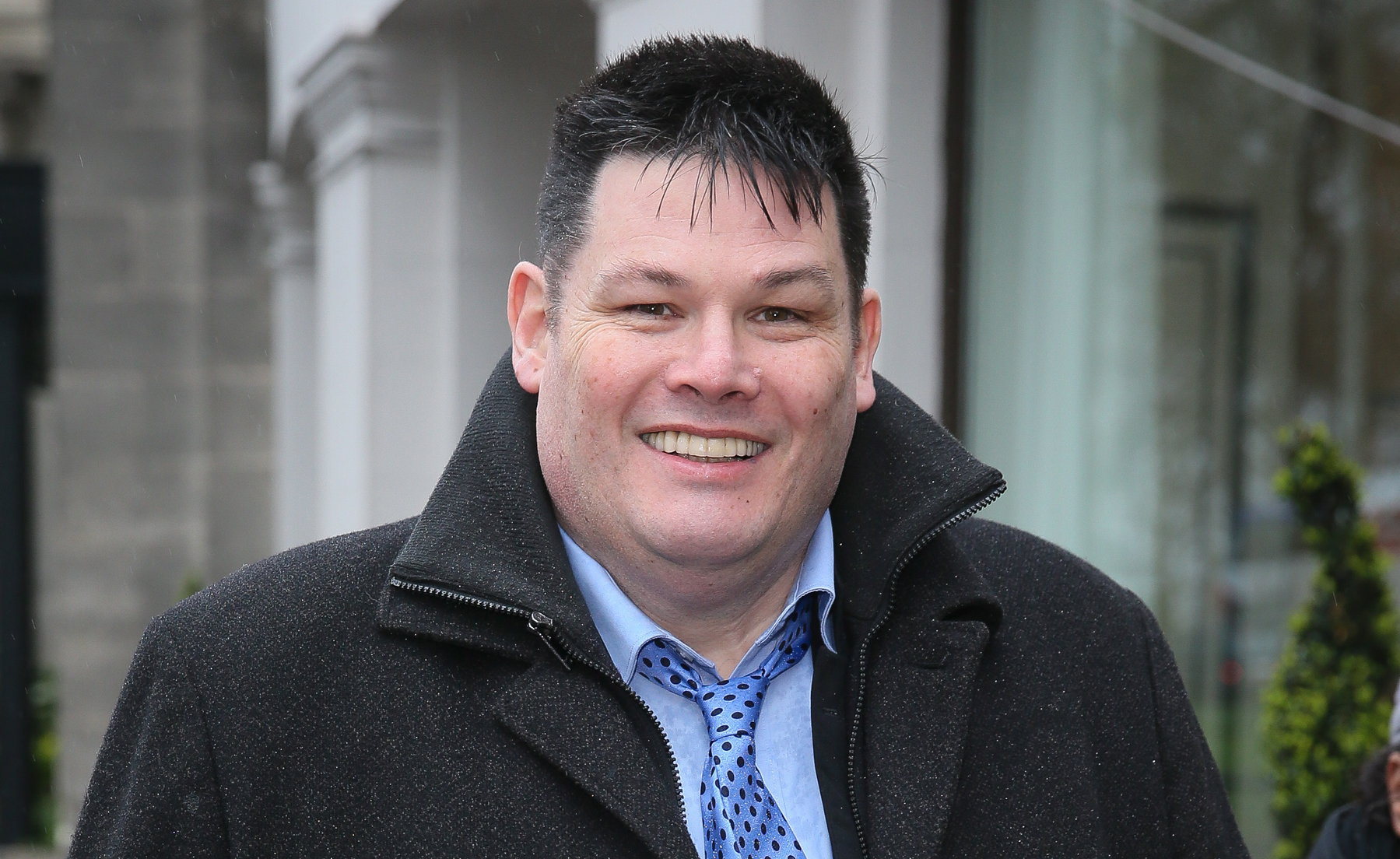 The Chase star Mark Labbett 'ends marriage after wife's affair'