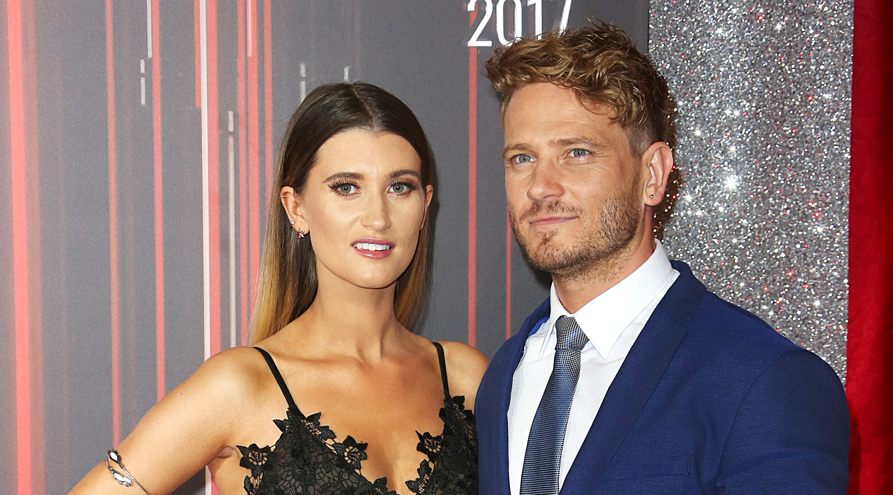 Charley Webb and Matthew Wolfenden announce baby's name and sex