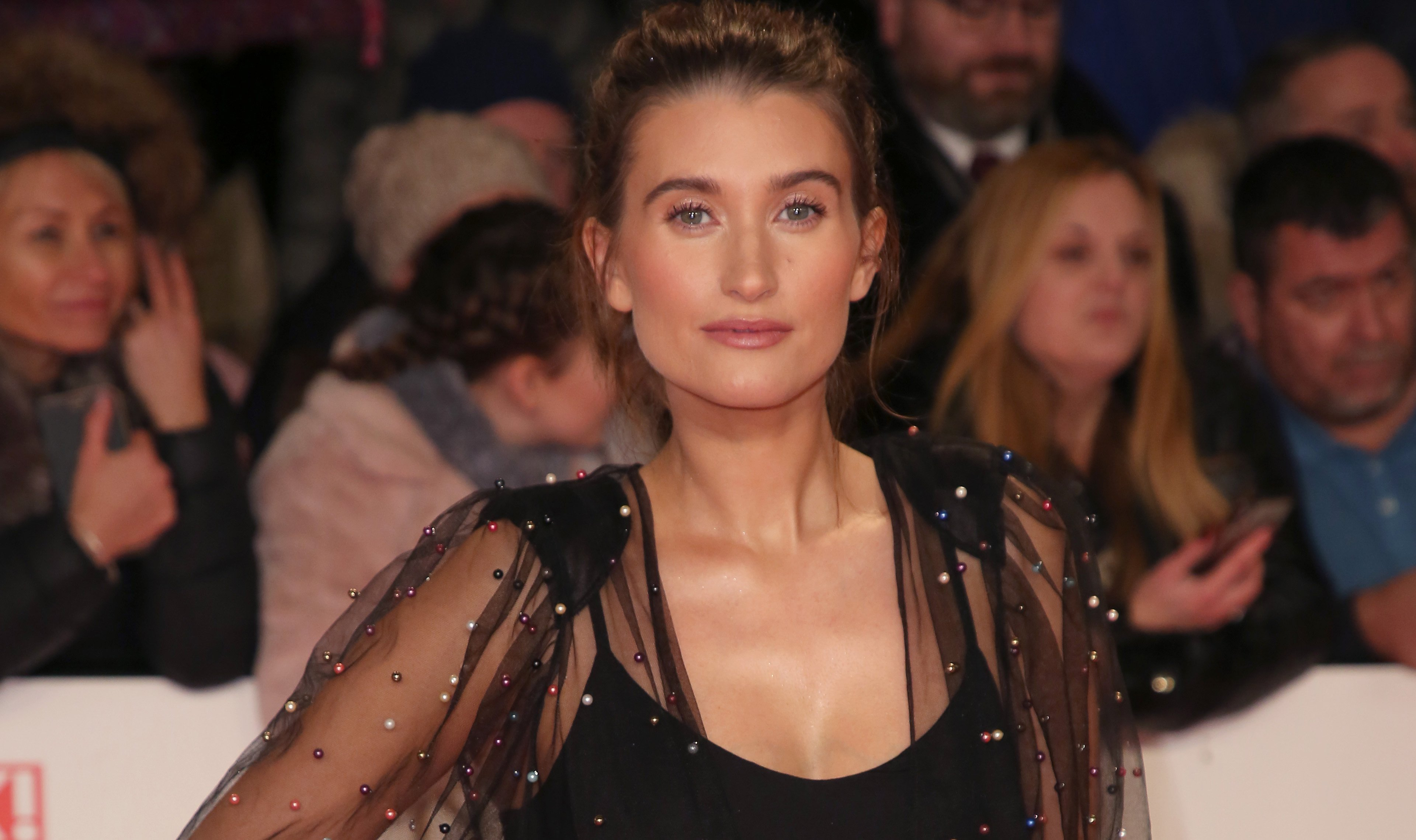 Emmerdale star Charley Webb opens up about 'pressures' of third pregnancy
