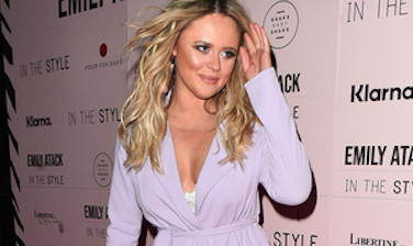Celebrities attend Emily Atack X In The Style Launch Party Pictured: Emily Atack Ref: SPL5070362 060319 NON-EXCLUSIVE Picture by: Hewitt / SplashNews.com Splash News and Pictures Los Angeles: 310-821-2666 New York: 212-619-2666 London: 0207 644 7656 Milan: 02 4399 8577 photodesk@splashnews.com World Rights