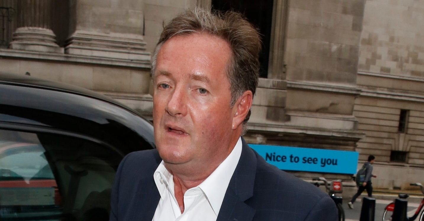 Piers Morgan admits appearing on The Chase was his worst ever moment on TV