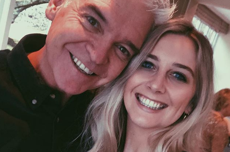 Phillip Schofield's daughter Molly shows off incredible bikini body on Mallorca getaway
