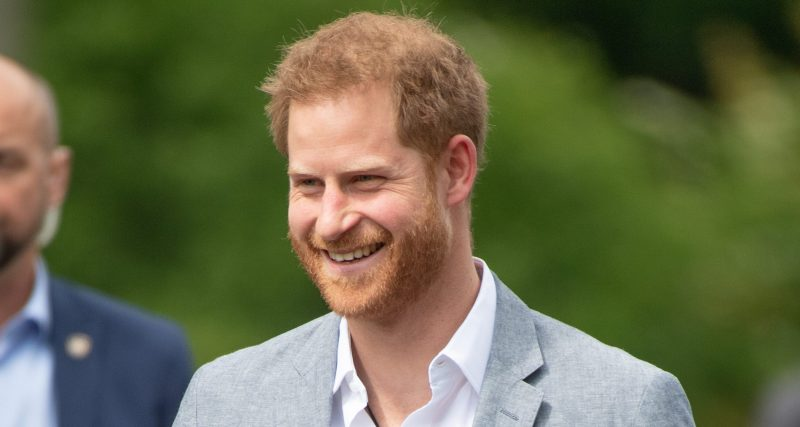 Baby Archie 'reunites' Prince Harry with his old friend Tom Inskip