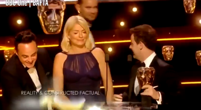 I'm A Celebrity wins Bafta for Best Reality and Constructed Factual