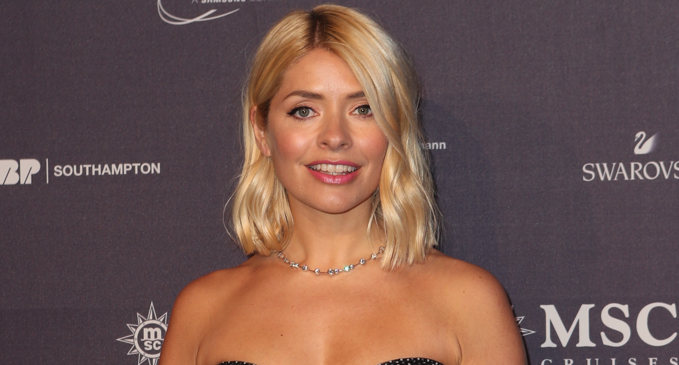 Holly Willoughby shares sweet holiday photo of son Harry to celebrate his birthday