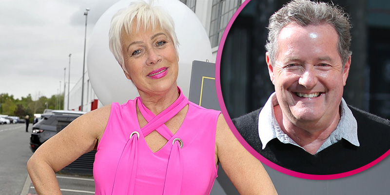 """Denise Welch slams Piers Morgan's """"disgraceful"""" message about mental health"""