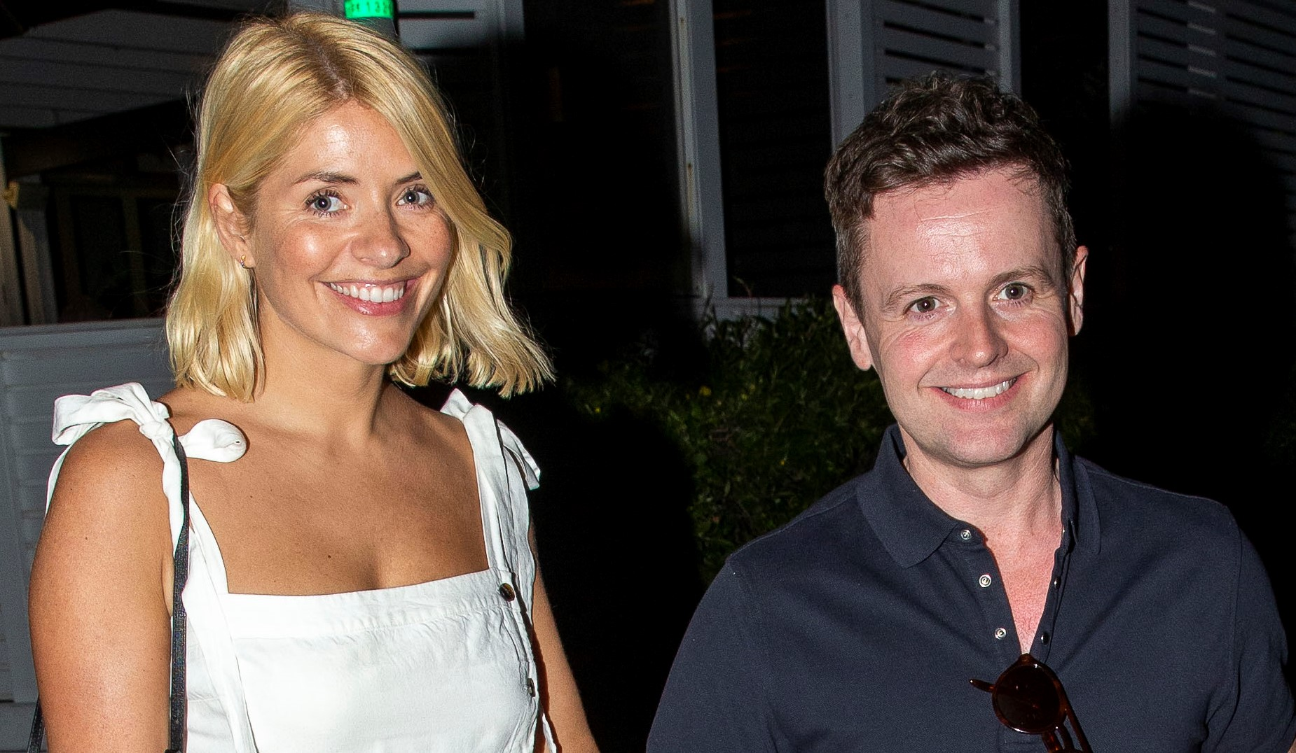 Dec Donnelly hints Holly Willoughby could return to I'm A Celebrity