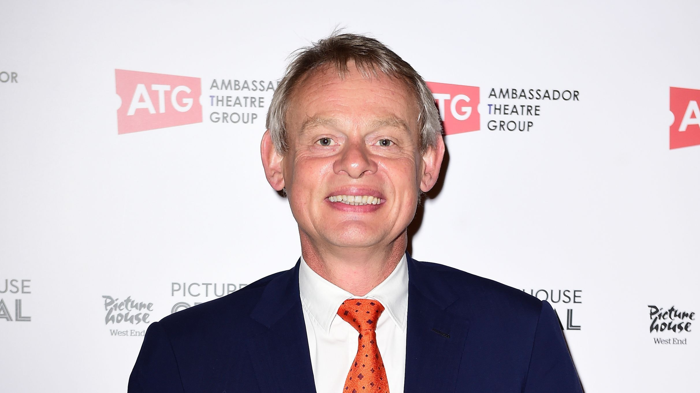 Martin Clunes dropped by animal charity Born Free after riding elephant