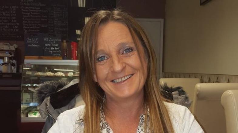 Jane Callaghan, Steven's fiancée