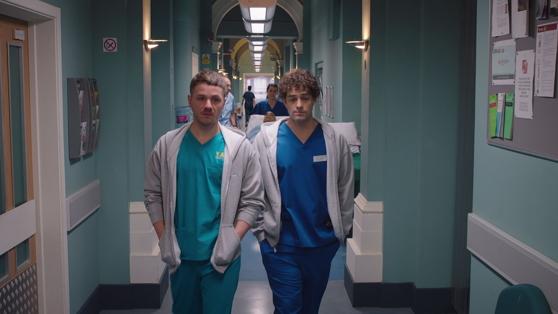 Holby City SPOILER: Lofty returns tonight with a big bombshell