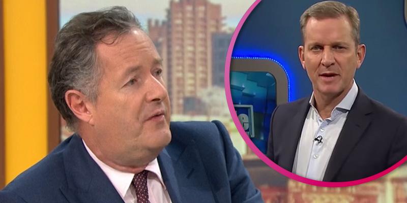 "Piers Morgan calls criticism of Jeremy Kyle ""vicious"""