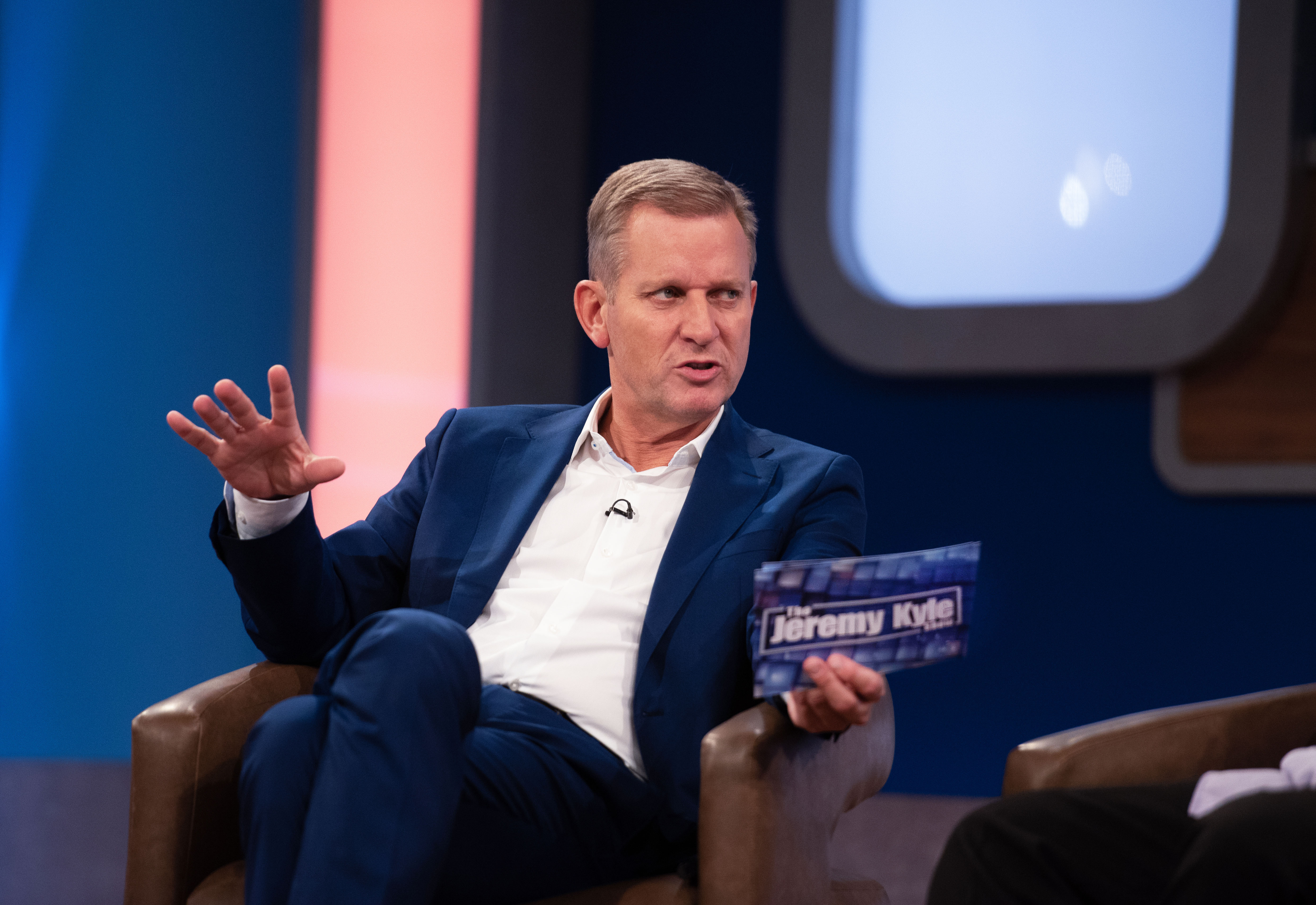 "Jeremy Kyle guest 'hounded' to appear on show 'separated from family' and kept in dressing room ""like a cell"""