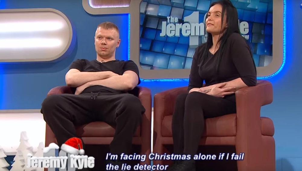 JEremy Kyle guests - ITV