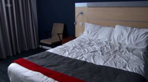 Emmerdale empty bed Maya missing