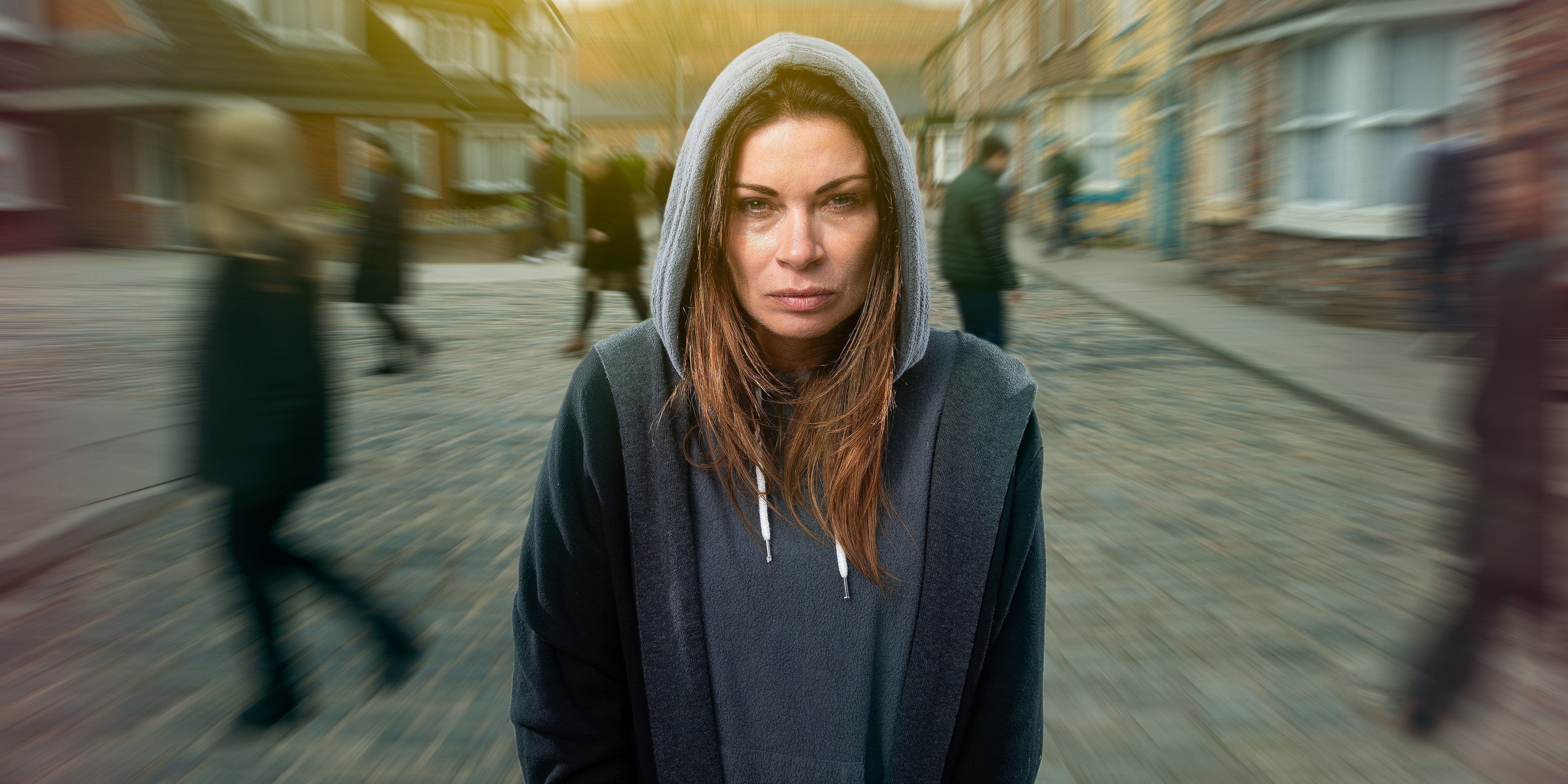 Coronation Street SPOILER: Carla visited by ghosts of Aidan, Hayley and Rana