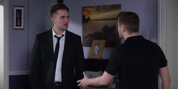 EastEnders SPOILER: Callum argues with Ben