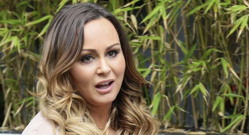 Chanelle Hayes shows off incredible weight loss after