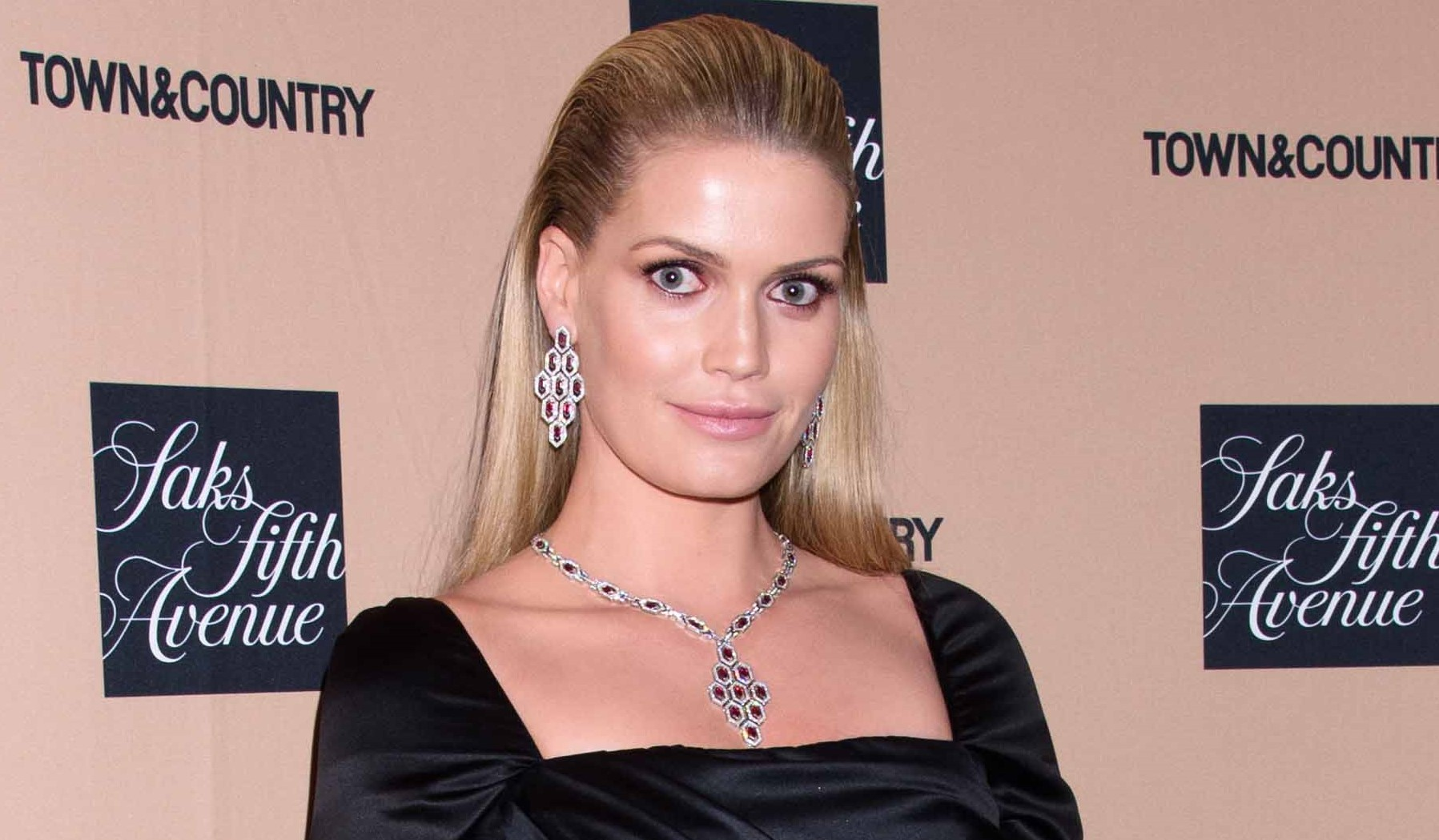 8bccded4f4af Princess Diana's niece Lady Kitty Spencer 'goes public with 60-year-old  lover Michael Lewis'