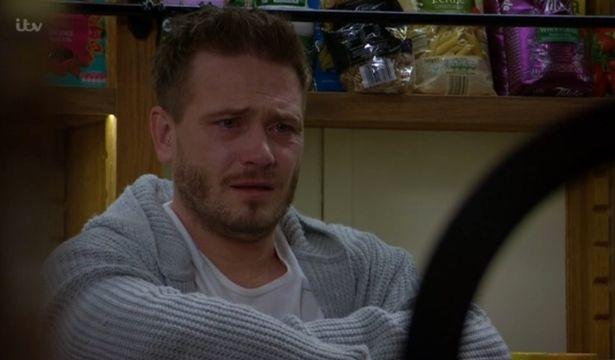 David in tears over Jacob