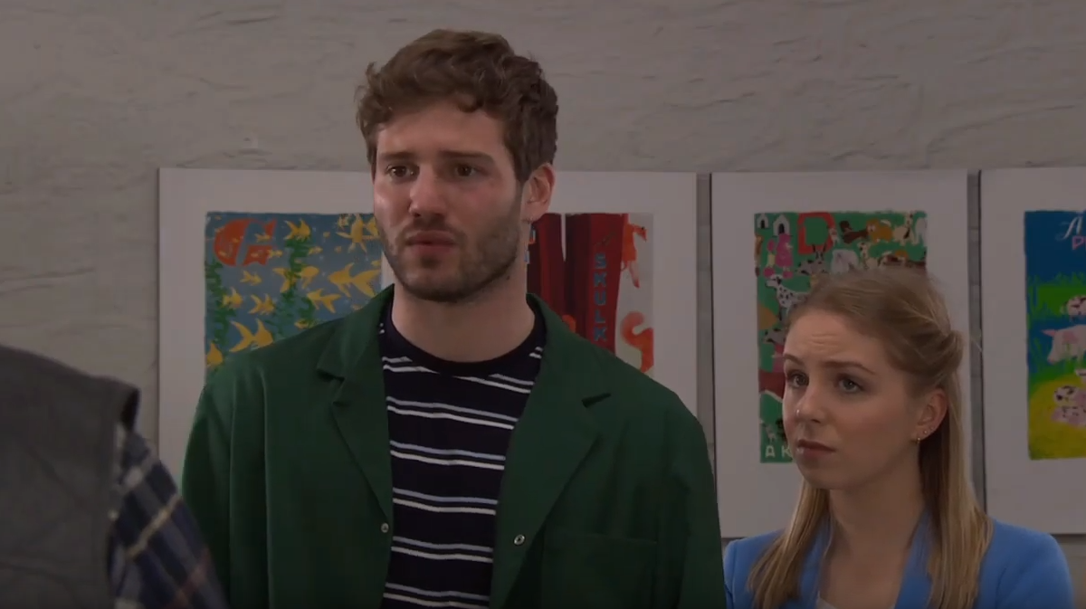 Emmerdale viewers pick up on chemistry between Belle Dingle and married Jamie Tate