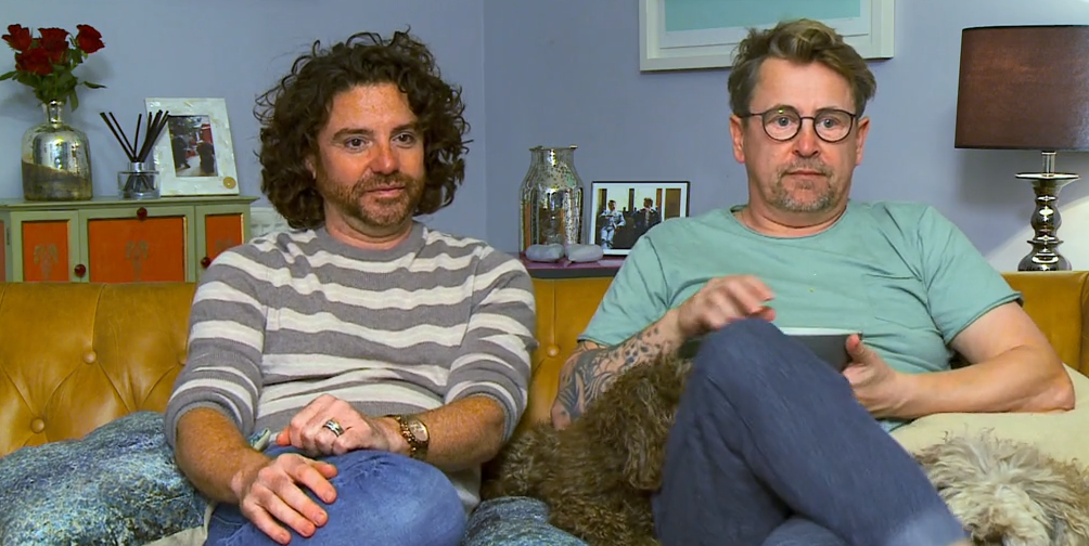 Gogglebox viewers in hysterics over Stephen's very 'rude' remark